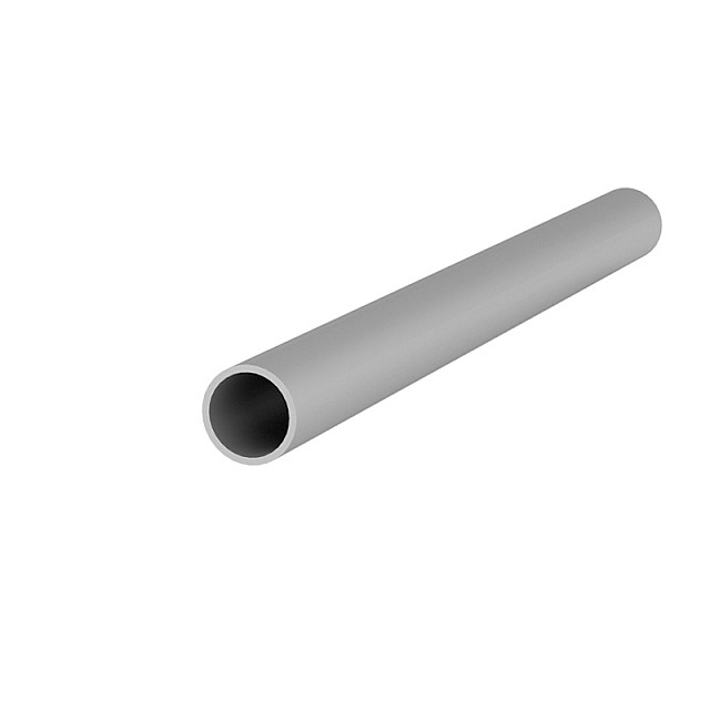 ALUMINUM ROUND TUBE D.16x1,2mm ANODISED